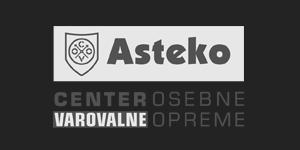 Asteko center osebne varovalne opreme
